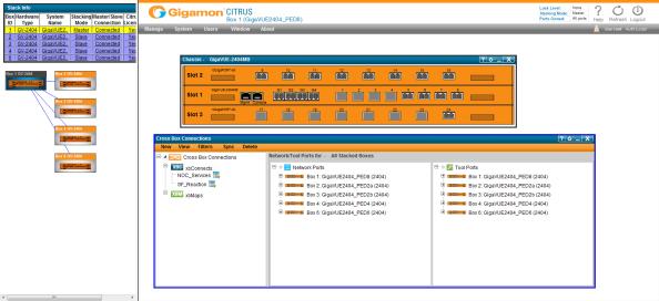 Gigavue_citrus_interface